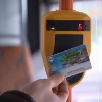 В мае 2015 года в омских автобусах начнут действовать электронные проездные