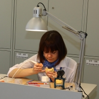 Омичку признали лучшим зубным техником Сибири