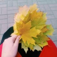 Омская осень в Инстаграме