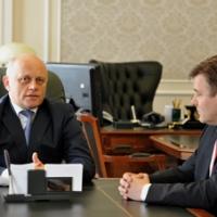 Раймо Сумманен обещал не подвести губернатора Омской области