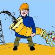 Пять омичей качали солярку из нефтепровода