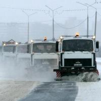 В сугробах на омских дорогах разобрались прокуроры