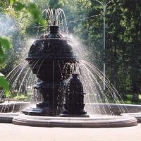 Омские фонтаны проработают с 8 мая до 7 сентября