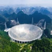 Китай запустил уникальный телескоп для поиска инопланетян