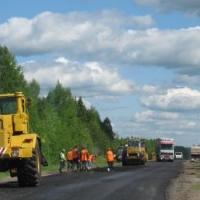 Ремонт омских дорог продолжается с учетом погодных условий