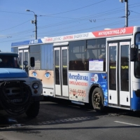 Автобус №14 не будет ходить до омского ж/д вокзала