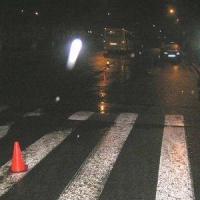 В Омске водитель иномарки сбил девятилетнего мальчика