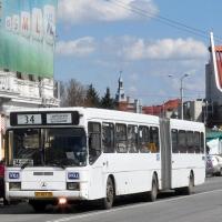 Маршрут омского автобуса до Больших полей сделали удобней