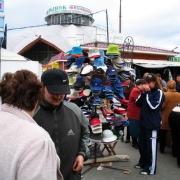 На рынке в Октябрьском округе Омска стреляли в покупателя