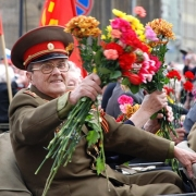 Омичи широко отметят День Победы