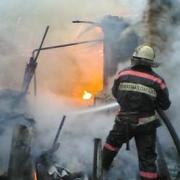Две омички, в том числе 86-летняя пенсионерка, пострадали на пожаре