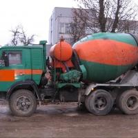 В Омске рабочий погиб в бетономешалке
