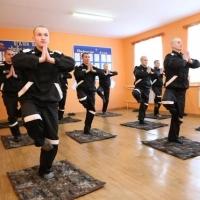 В омской колонии осужденные постигают искусство йоги