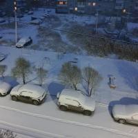 Жители Тары сделали свежие зимние фотографии