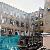 После ремонта здание Минприроды Омской области должно стать украшением города