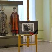 Третья выставка Валерия Левитина открылась  уже после его смерти