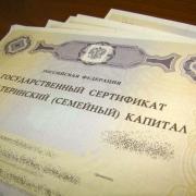 В Омске выдали материнский капитал неустановленному человеку