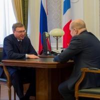 Бурков решил наладить связи с Северным Кавказом