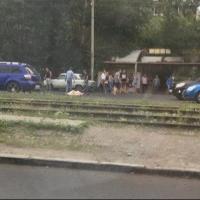 В Омске на Заозёрной сбили двух человек