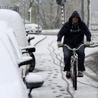 В выходные в Омске будет до -17  градусов