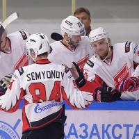 """Омский """"Авангард"""" выиграл первый трофей хоккейного года"""
