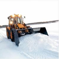 Этой зимой в Омской области для содержания дорог будет задействовано 760 единиц техники