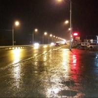 Жалобы жителей Омского района на плохо освещенную дорогу услышали