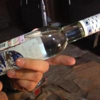 В Омской области из оборота изъяли более 150 тысяч бутылок «паленой» водки