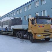 В Омске запустят низкопольные троллейбусы Энгельса