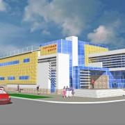Место медицинского центра намерен занять торговый дом