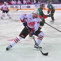 Омский «Авангард» не забросил ни одной шайбы в игре с «Ак Барсом»