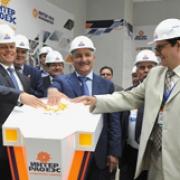 В Омске открыли новый энергоблок за 4,5 миллиарда