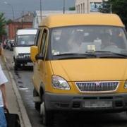 На перекрестке Химиков и Мира столкнулись две маршрутки