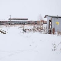 На охрану недостроенного аэропорта «Омск-Федоровка» выделили еще 1,5 млн рублей