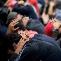 На рынке Омска полицейские поймали шестерых нелегальных мигрантов
