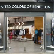 Benetton на Ленина открылся временно