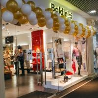 В омском «МиллениуМе» открылся обновленный магазин итальянской обуви Baldinini