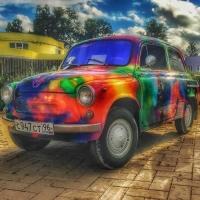 В Екатеринбурге собрали самые необычные автомобили