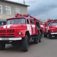 В Омской области на пожаре погибли пожилые супруги