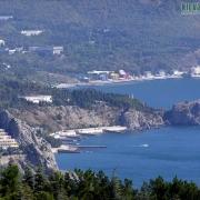 Земля на побережье Крыма сравнялась по цене с Рублёвкой