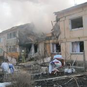 В омском посёлке Конезаводском прогремел взрыв
