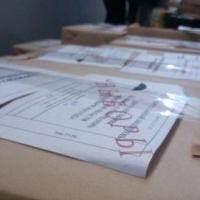 К выборам губернатора Омской области пять дней изготавливали бюллетени