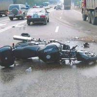 Уголовное дело о смерти мотоциклиста на автодороге Челябинск-Новосибирск передали в омский суд