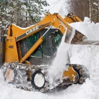 Омские дорожники готовят спецтехнику к зиме