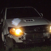 Водитель сбил женщину и скрылся с места происшествия