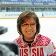 Ирина Роднина проведет мастер-класс для юных фигуристов