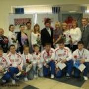 Омичи завоевали семь медалей на чемпионате мира по аэробике