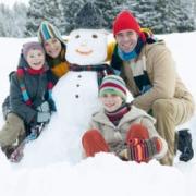 Детей займут в дни зимних каникул