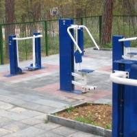 Новый уличный тренажерный комплекс в Омске откроют сегодня