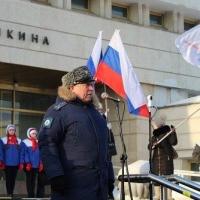 К акции «Россия в моем сердце» присоединились более трех тысяч омичей